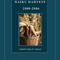 Haiku Harvest: A Journal of Haiku in English<br /><br /> <br /><br />
