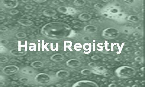 Haiku Registry
