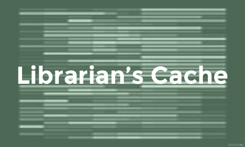 Librarian's Cache